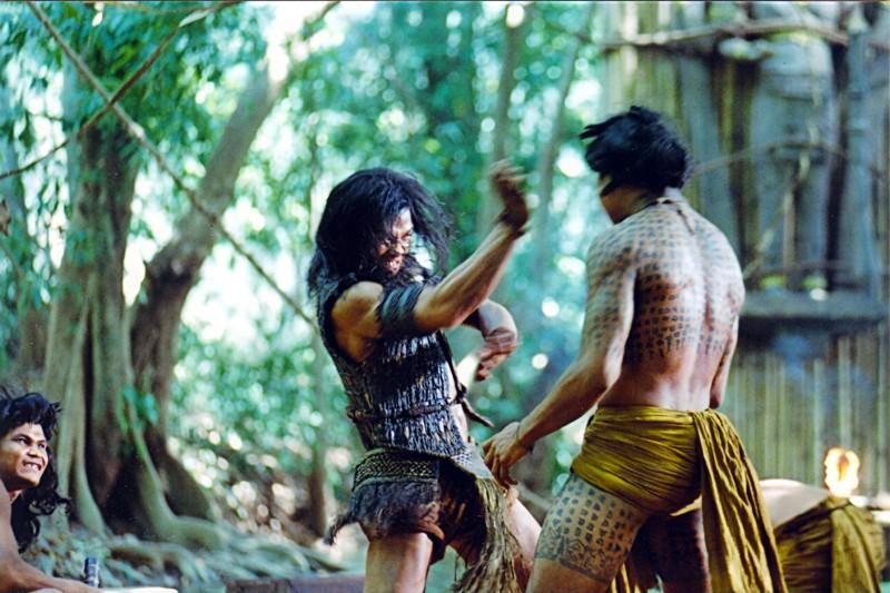 Una sequenza del film Ong Bak 2, presentato in anteprima al Far East Film Festival 2009