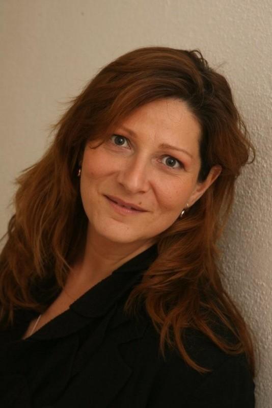Cristina Cellini in una foto di Pietro Moccia