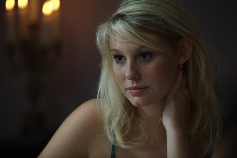 Helene Reingaard Neumann fidanzata abbandonata in Riunione di famiglia