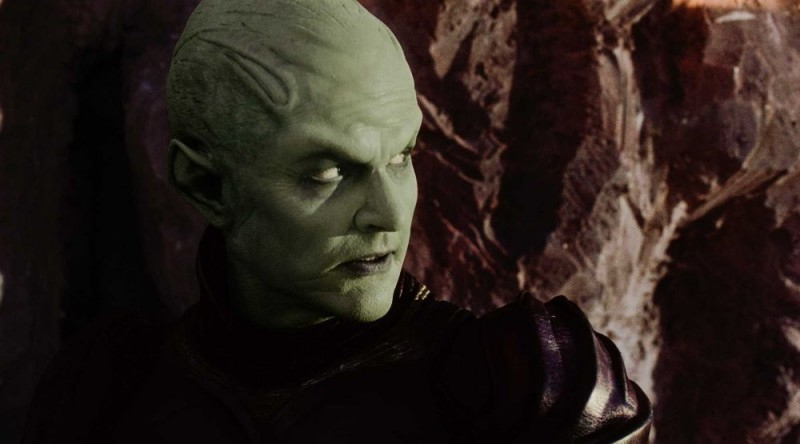 James Marsters interpreta Lord Piccolo nel film Dragonball