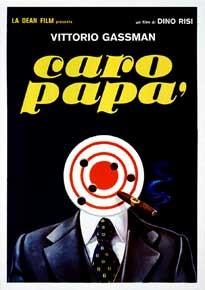 La copertina di Caro Papà (dvd)