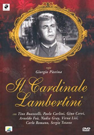 La copertina di Il cardinale Lambertini (dvd)