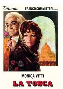 La copertina di La Tosca (dvd)