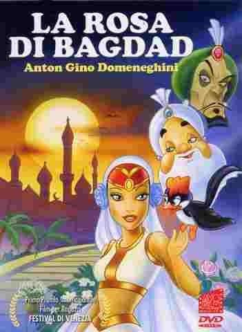 La locandina di La rosa di Bagdad