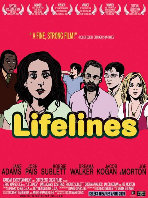 La locandina di Lifelines