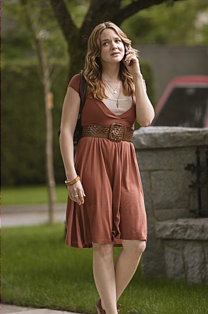 April Matson nel ruolo di Lori Trager nell'episodio 'Udito straordinario' della serie tv Kyle XY