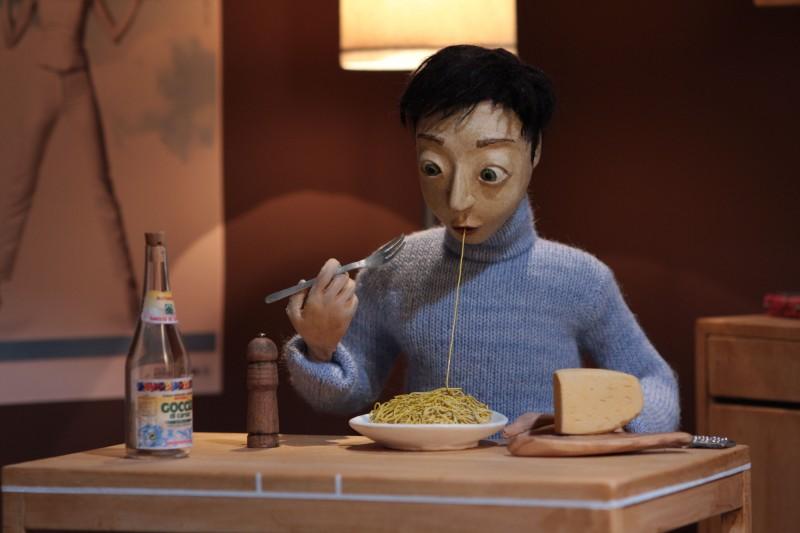 Far East Film Festival 2009: una immagine tratta dal trailer del festival firmato da Spela Cadez