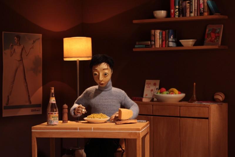 Far East Film Festival 2009: una immagine tratta dal trailer dell'11esima edizione del festival festival firmato da Spela Cadez