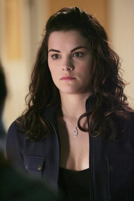Jaimie Alexander in un momento dell'episodio 'Altri modi di comunicare' della serie tv Kyle XY