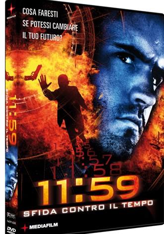 La copertina di 11:59 Sfida contro il tempo (dvd)