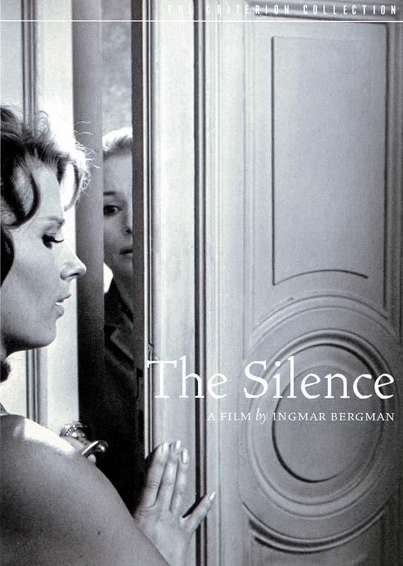 La locandina di Il silenzio