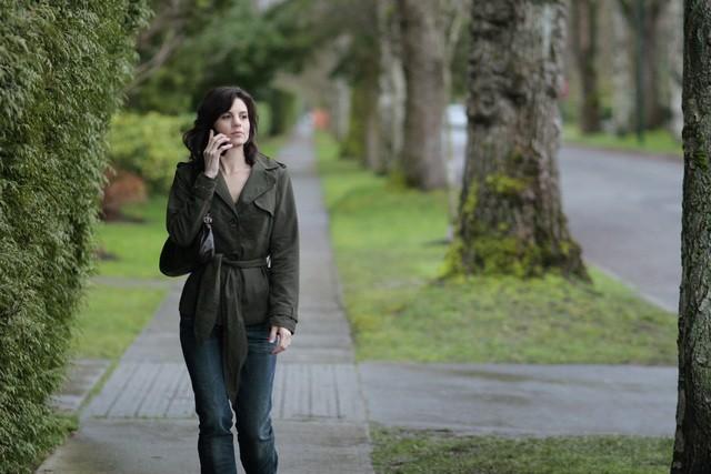 Leah Cairns nell'episodio 'Equilibri Precari' della seconda stagione della serie tv Kyle XY