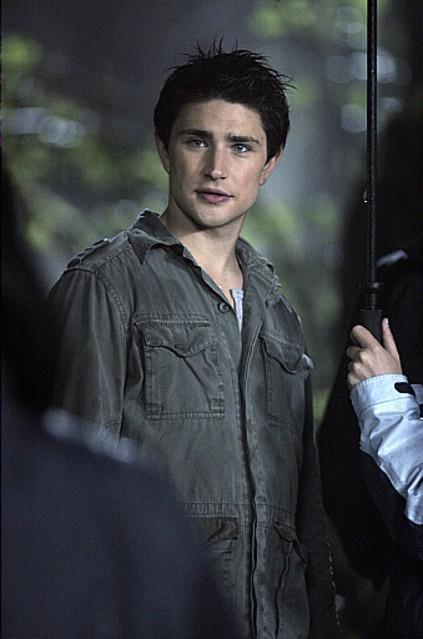 Matt Dallas è Kyle nell'episodio 'Endgame' della prima stagione della serie tv Kyle XY