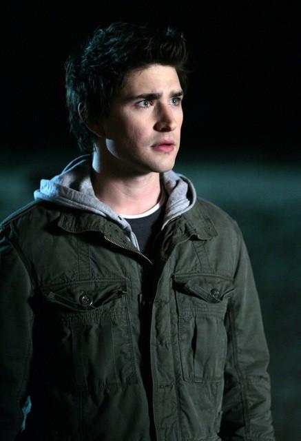 Matt Dallas nel ruolo di Kyle, in una sequenza dell'episodio 'The List is Life' della serie tv Kyle XY