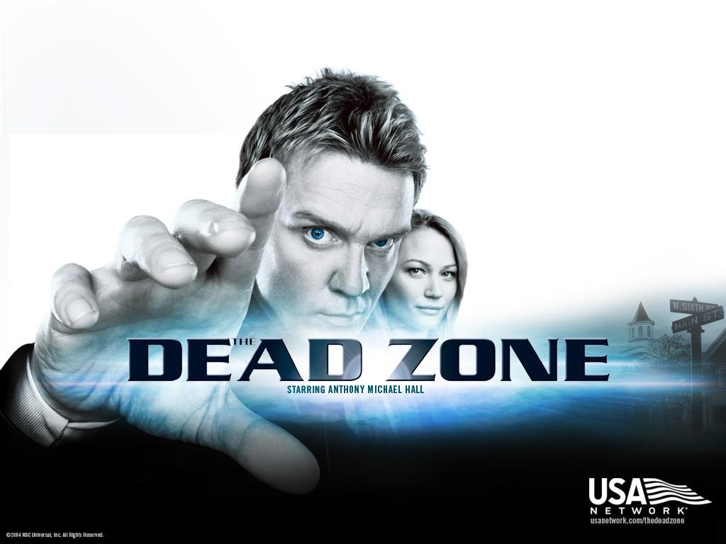 Un bellissimo wallpaper della serie televisiva The Dead Zone, con Anthony Michael Hall