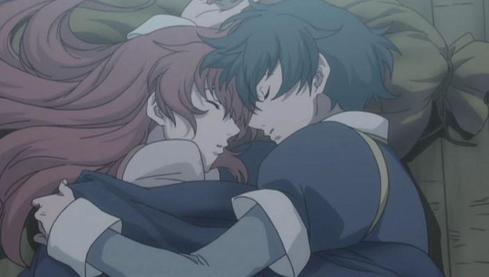 Un'immagine dell'anime Romeo x Juliet