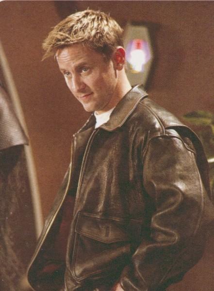 Gordon Michael Woolvett nella fortunata serie 'Andromeda' nella quale interpreta Seamus Zelazny Harper