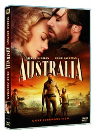 La copertina di Australia (dvd)