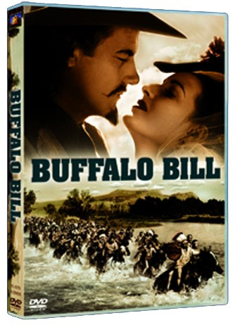 La copertina di Buffalo Bill (dvd)
