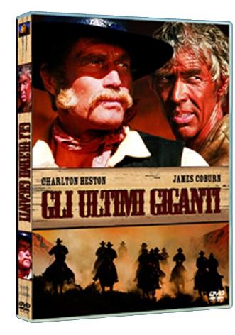 La copertina di Gli ultimi giganti (dvd)
