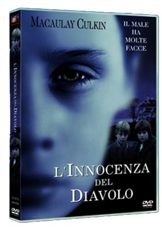 La copertina di L'innocenza del diavolo (dvd)