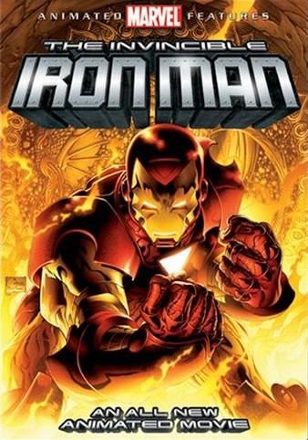 La locandina di The Invincible Iron Man