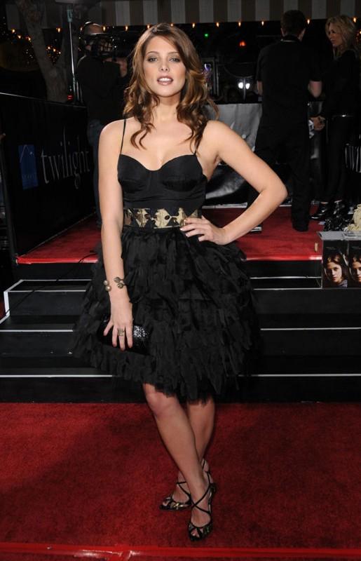 La bella Ashley Greene