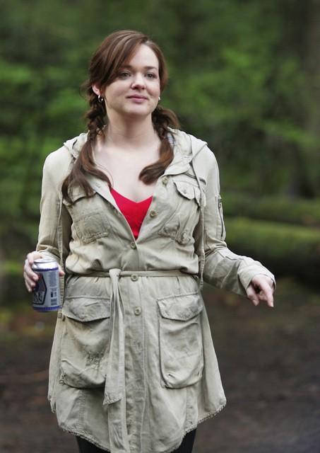 April Matson in una scena dell'episodio 'Fantasmi' della seconda stagione di Kyle XY
