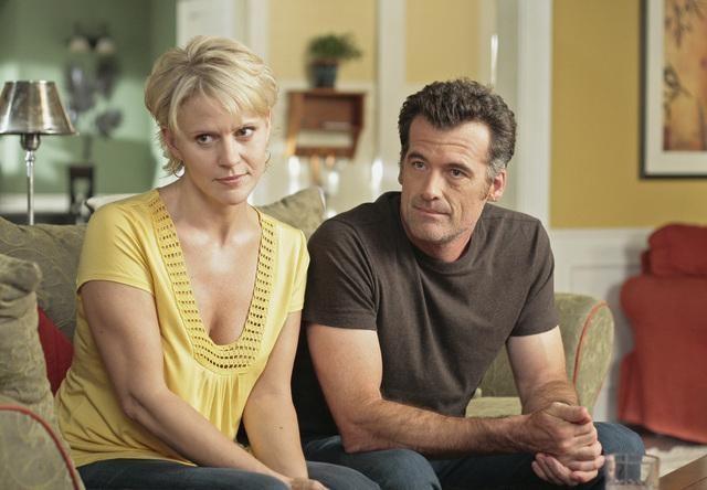 Bruce Thomas e Marguerite MacIntyre nell'episodio 'Grounded' della seconda stagione della serie televisiva Kyle XY