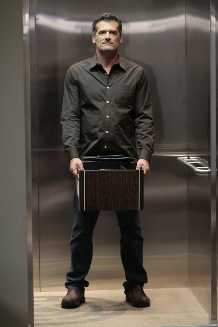 Bruce Thomas in una scena dell'episodio 'Verso il Futuro' della serie televisiva Kyle XY