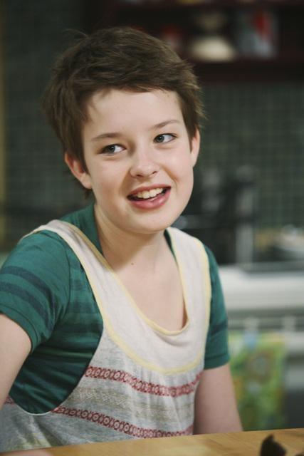 Charlotte Foley nell'episodio Shepfather di In the Motherhood
