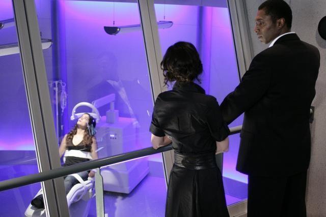 Conrad Coates nell'episodio 'Scacco alla Madacorp' della serie tv Kyle XY