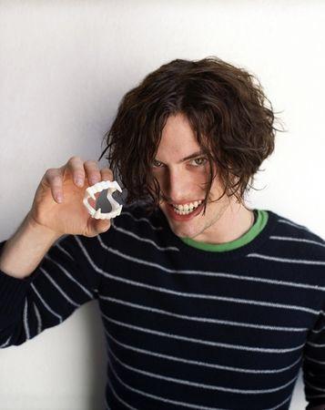 Jackson Rathbone è unoa delle star di Twilight