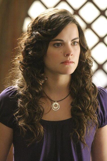 Jaimie Alexander durante un momento dell'episodio 'Between the Rack and a Hard Place' della serie tv Kyle XY