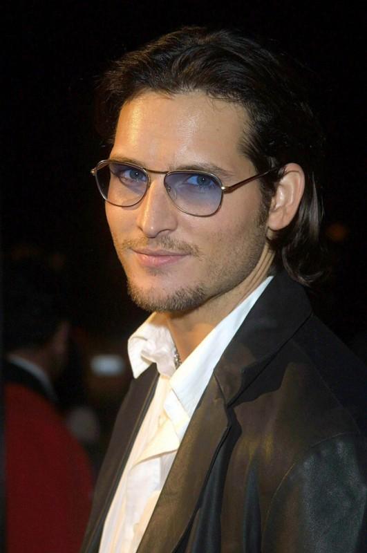 L\'attore Peter Facinelli nel 2003