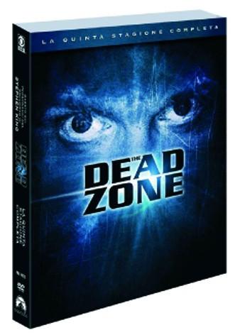 La copertina di The Dead Zone - Stagione 4 (dvd)