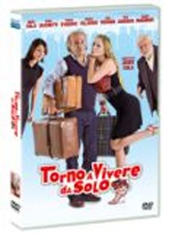 La copertina di Torno a vivere da solo (dvd)
