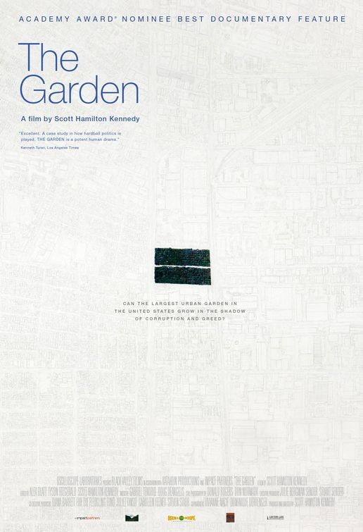 La locandina di The Garden