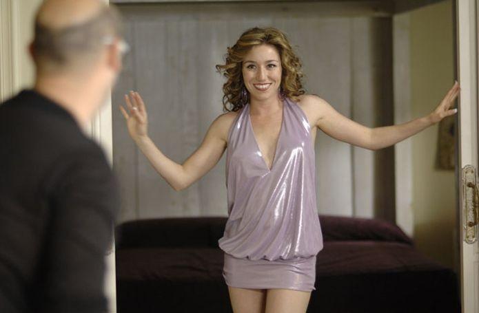 Lola Dueñas in un'immagine del film Fuori menù