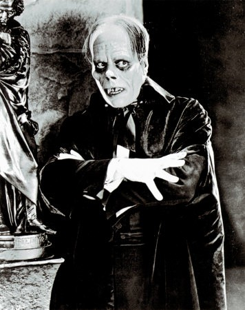 Lon Chaney ne Il fantasma dell'opera
