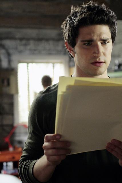 Matt Dallas in un momento dell'episodio 'Primary Colors' della serie tv Kyle XY