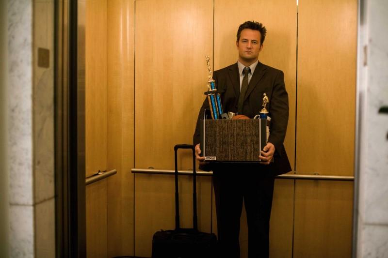 Matthew Perry interpreta Mike O'Donnell da adulto nel film 17 Again - Ritorno al Liceo
