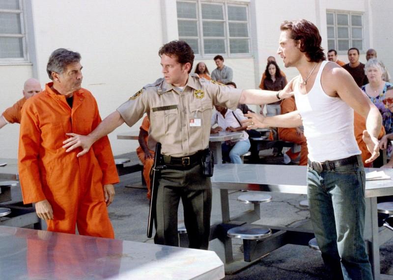 Peter Facinelli nella serie tv Fastlane