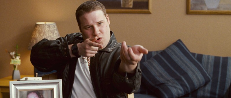 Seth Rogen è Ronnie nel film Observe and Report
