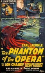 Un altro poster de Il fantasma dell\'opera