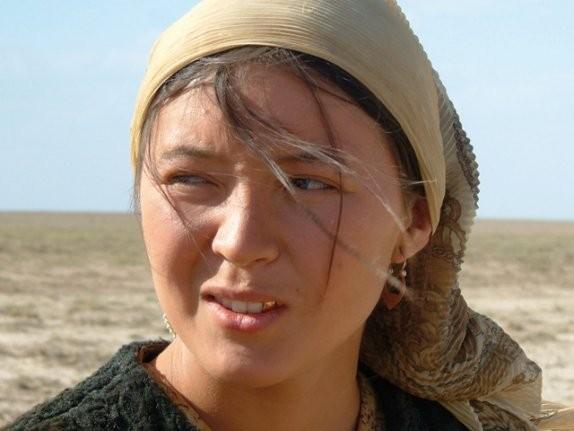 Un'immagine del film Tulpan