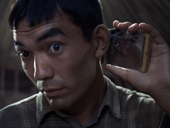Un'immagine del film Tulpan, di Sergei Dvortsevoy