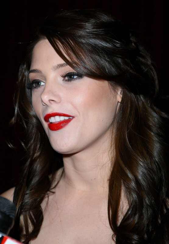 Un primo piano di Ashley Greene al Planet Hollywood Resort Hotel Casino il 20 febbraio 2009