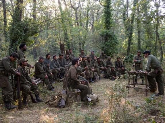 Una scena del biopic Che - Guerriglia