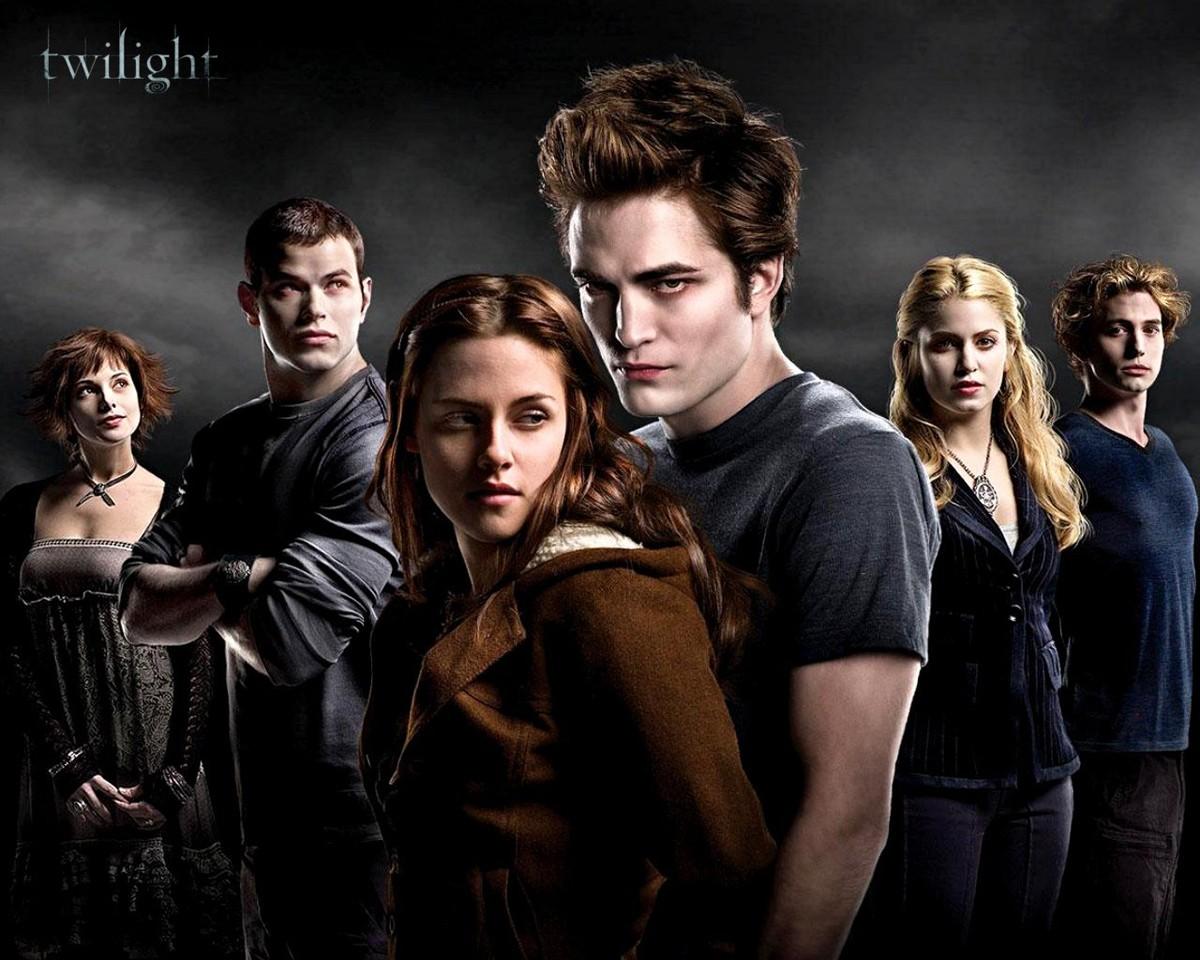 wallpaper del film Twilight